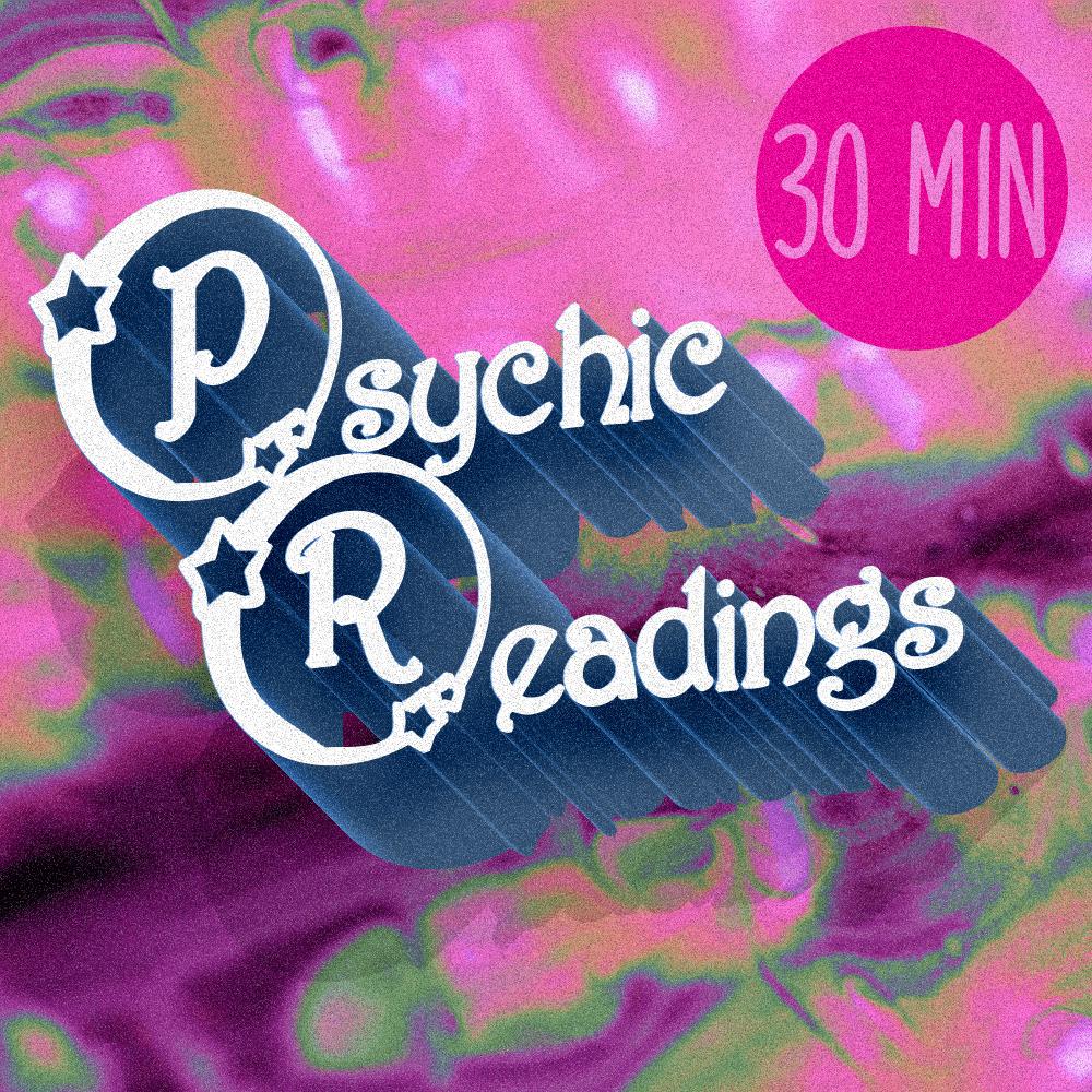 Psychic Reading – 30 Min