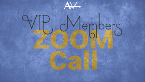 UPDATE – REPLAY – New Coin Recommendation – VIP ZOOM Call