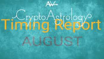 Bitcoin Crypto Timing Report – CryptoAstrology AUGUST PRO/VIPBitcoin Peaks and Lows Forecast for August 2020