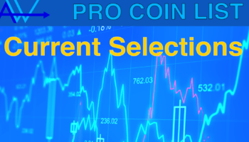 PRO Good CRYPTOS List8 High Multiple Coins, 4 Blue Chips, 4 ok Long Term coins and 5 to get away from.