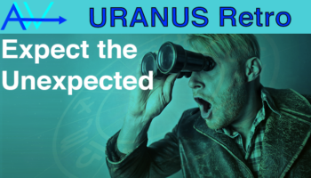 Uranus & Mercury Bring the Unexpected! – Bitcoin – CryptoAstrologyUranus & Mercury Bringing some new changes. Find out about the aspects taking place this week. Discover this weeks crypto forecast for Bitcoin and Altcoins. Are we going up, down or sideways? Watch the video to find out.