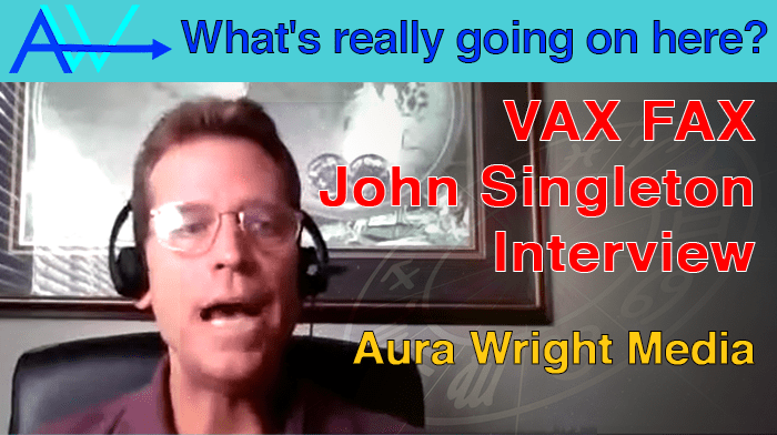 VAXX FACTS<br><span style='color:#00adee;font-size:.8em'> Vaccination Strategy with John Singleton </span>