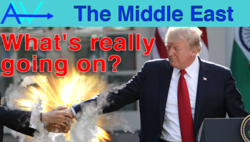 What's REALLY Going on? The Middle EastWhat's REALLY Going on? The Middle East