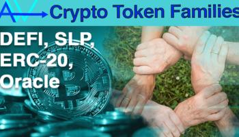 What are Token Families? SLP ERC 20 DEFIToken Families
