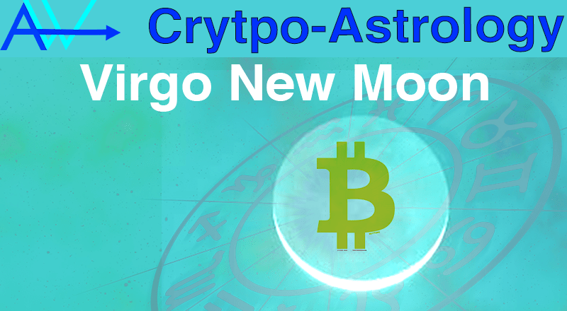 You are currently viewing New Moon in Virgo – CryptoAstrology