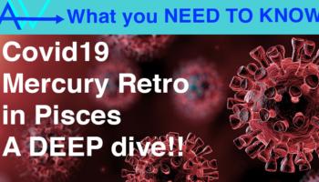 Mercury Retro in Pisces – A DEEP dive!!Mercury Retrograde in Pisces