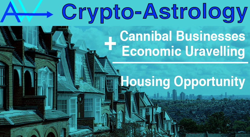 You are currently viewing Cannibal Businesses + Economic Unraveling = Housing Opportunity