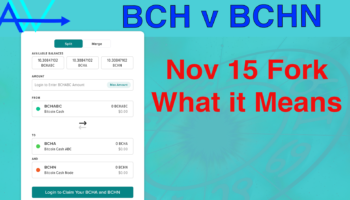 UPDATE: BCH v BCHN – The ForkHow to Handle the Latest Forking Battle