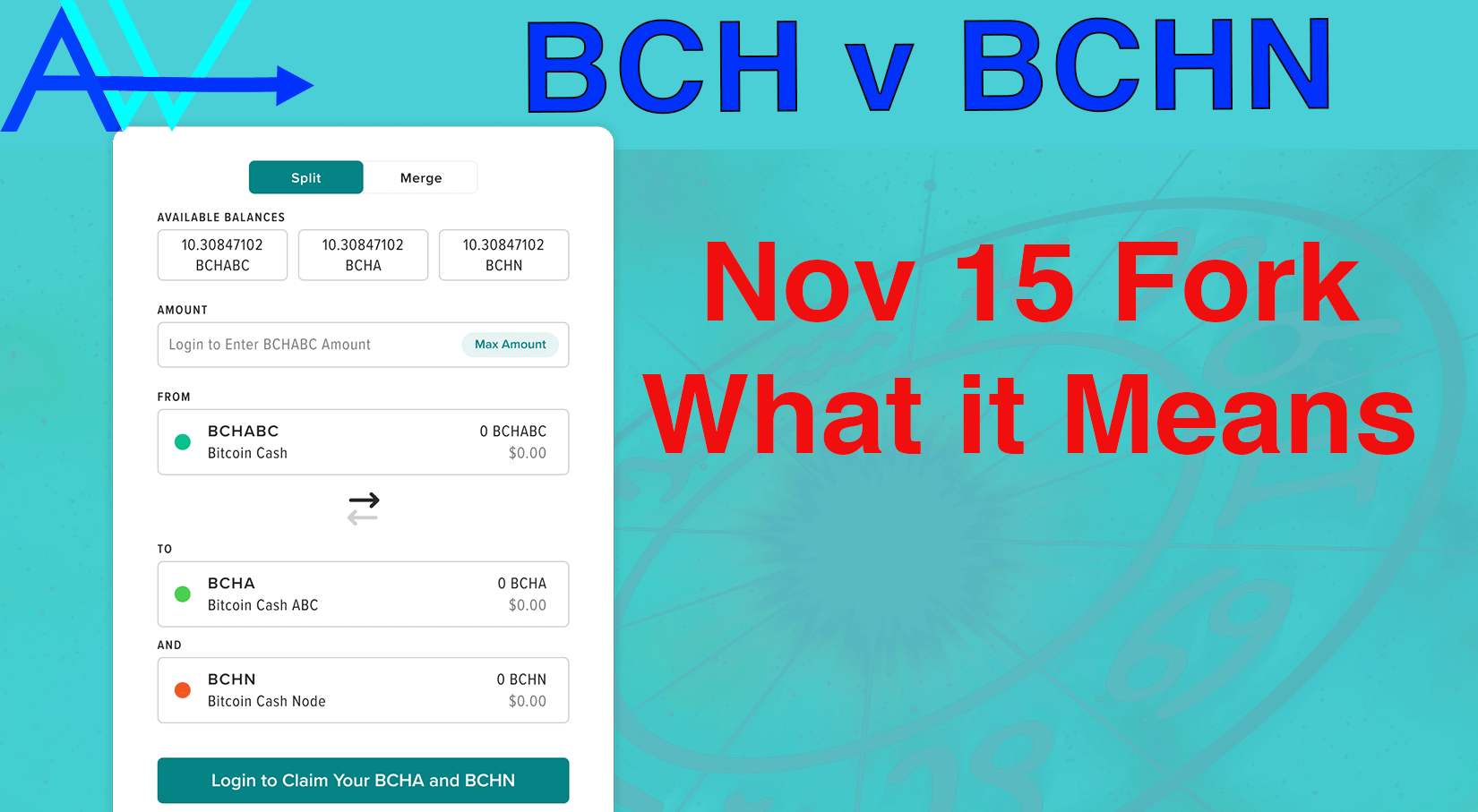 UPDATE: BCH v BCHN – The Fork<br><span style='color:#00adee;font-size:.8em'>How to Handle the Latest Forking Battle</span>