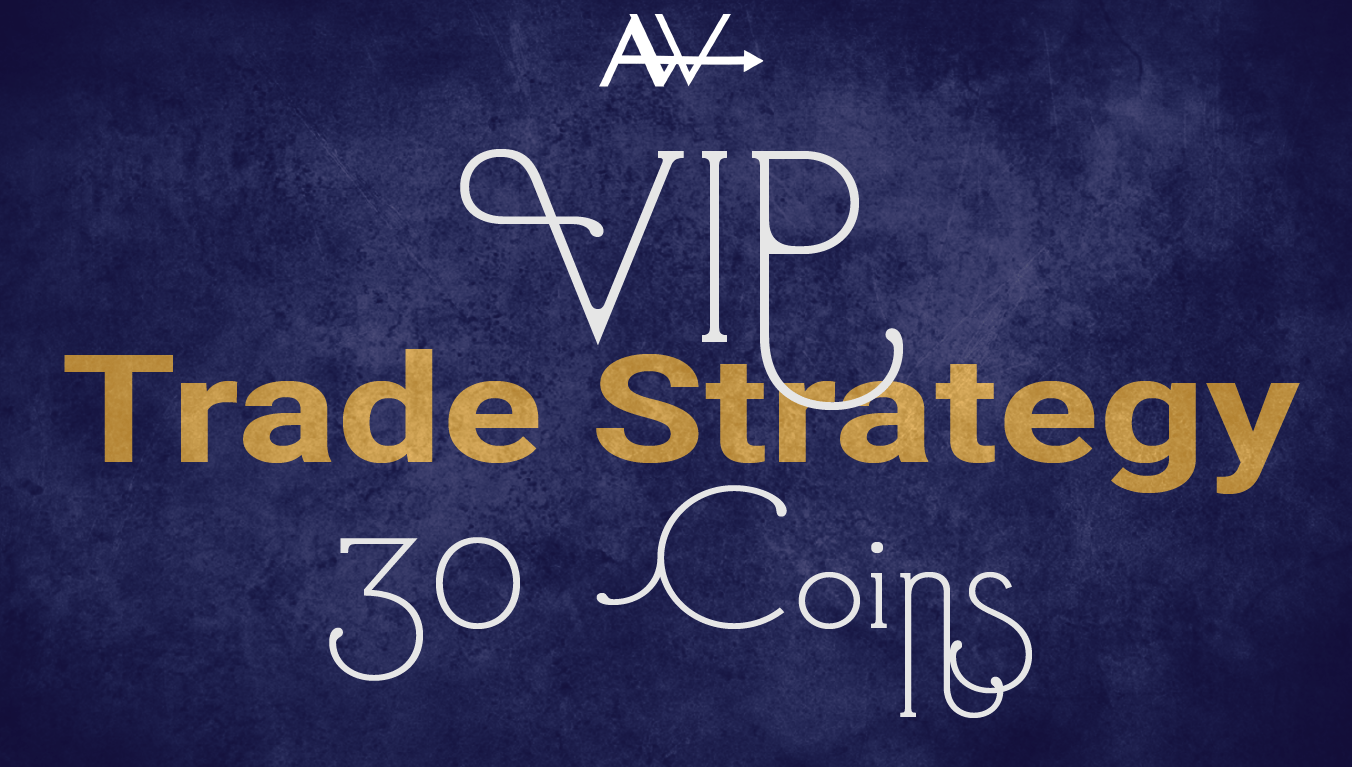 COIN LIST – REPLAY – VIP 30 Coin Trade Strategy<br><span style='color:#00adee;font-size:.8em'>An advanced strategy that builds on what we discussed last week</span>