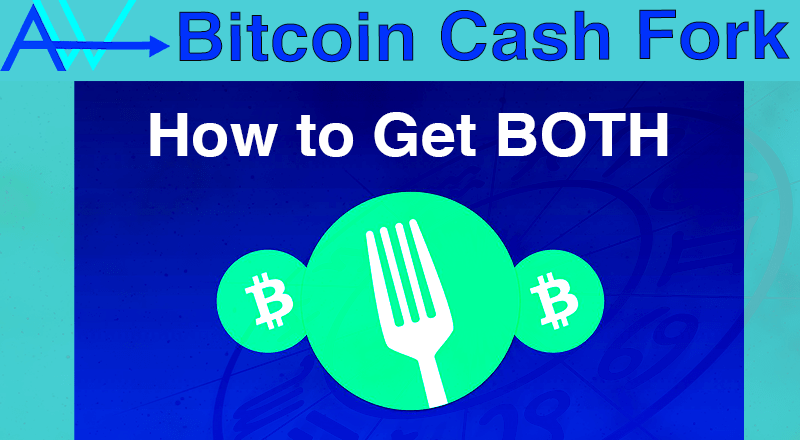 BCH Fork How to get both coins<br><span style='color:#00adee;font-size:.8em'>BCH FORK</span>