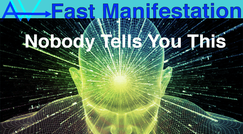 TRUST YOURSELF – Law of Manifestation<br><span style='color:#00adee;font-size:.8em'> Law of Manifestation </span>
