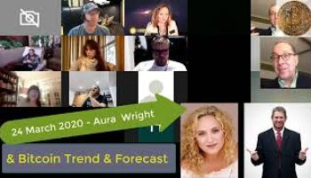 Bitcoin and more Aura Wright Marius Landman Bill NolanBitcoin and more Aura Wright Marius Landman Bill Nolan
