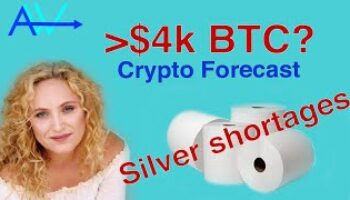 Metals & TP Shortages – Crypto and Stock Prices – Weekly Forecast – Crypto AstrologyPrecious Metals stock prices