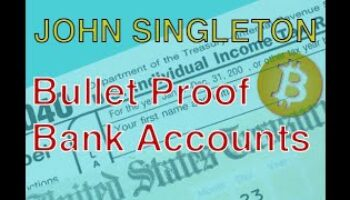 John Singleton LLC Crypto Tax Structure – FULL video in Patreon.Crypto Tax Structure