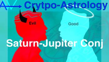 Good v Evil – Saturn Jupiter ConjunctionGood Vs Evil