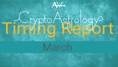 March 24 UPDATE – MARCH Timing Report