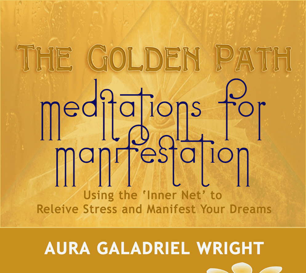 Golden Path Meditation Set<br><span style='color:#00adee;font-size:.8em'>4 meditation files from 15 min to 50 min long</span>