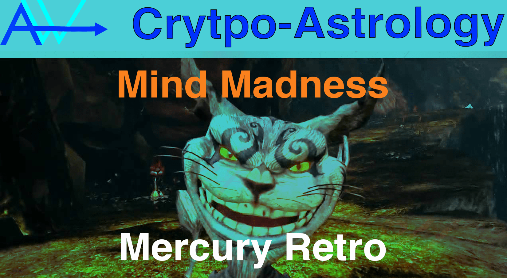 MAYHEM! CONFUSION! Quell the Mind Madness!<br><span style='color:#00adee;font-size:.8em'>Mercury Retrograde </span>