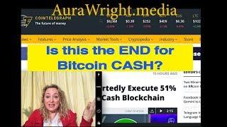 Bitcoin Cash 51 percent attack – Safety! (REPOST)