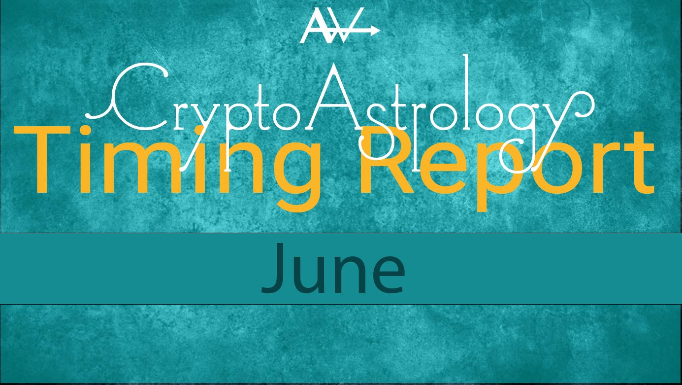 June Crypto Timing Report BTC Prediction