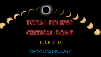 BIGGER NEWS!! Eclipse DRAMA explodes this week.CRITICAL ZONE