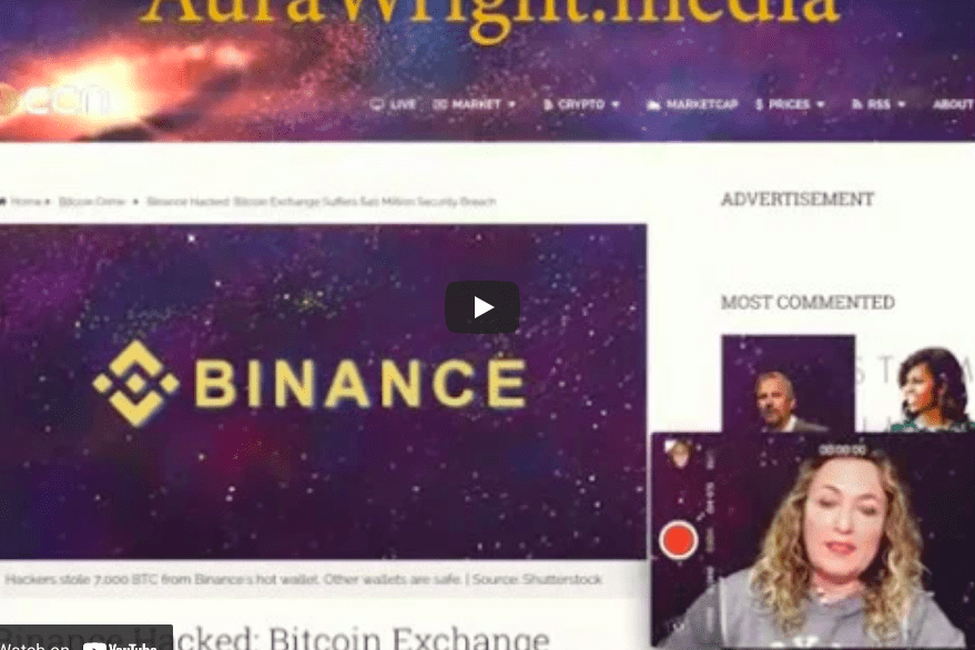 You are currently viewing Bitcoin Binance Hack/Colorado Shooting – Psychic Astrology Insights and Protection (REPOST)<br><span style='color:#00adee;font-size:.8em'>(REPOST) Bitcoin Binance Hack</span>