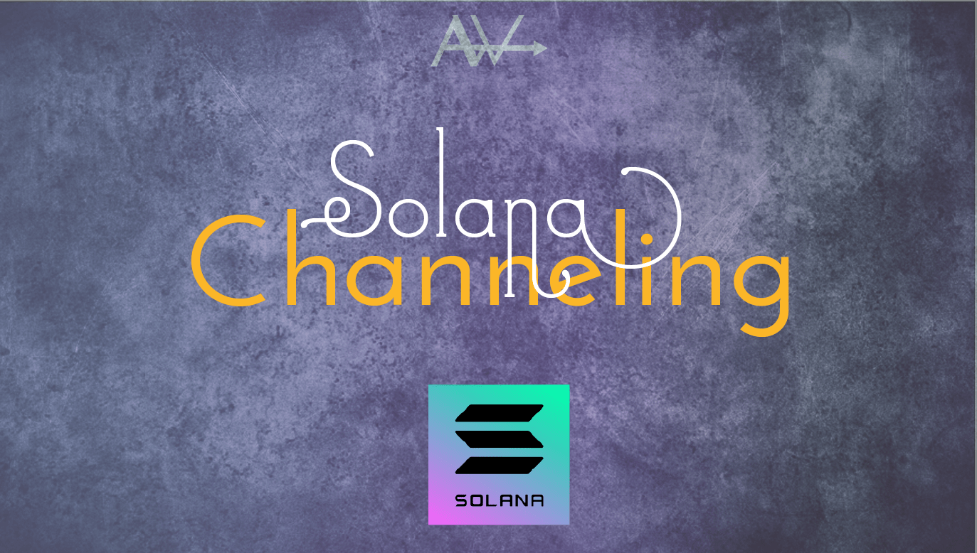 Solana SOL psychic channeling