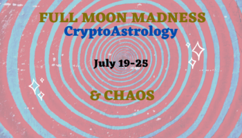 Boomerangs and Arrows – CryptoAstrology This WeekWeekly Horoscope Forecast