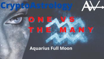 Conflicting Signals – Mental IllnessCryptoAstrology Forecast Aquarius Full Moon