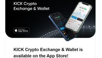 KICKEX WALLET – in the App storeKick Token is part of the Kickex trading platform